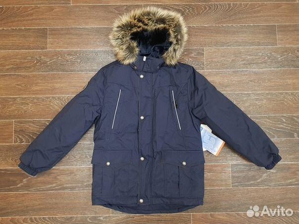 092e1ba2be2 Новая куртка парка ленне р 128+