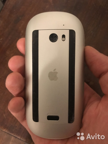 Мышь Apple Magic Mouse A1296