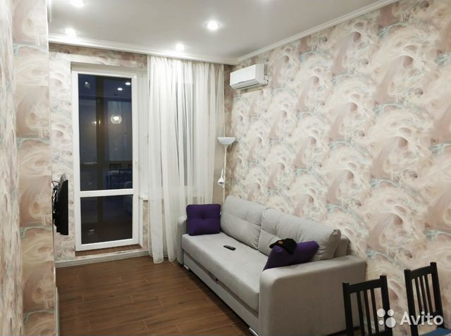 Продается двухкомнатная квартира за 6 180 000 рублей. Казань, Республика Татарстан, улица Абсалямова, 19.