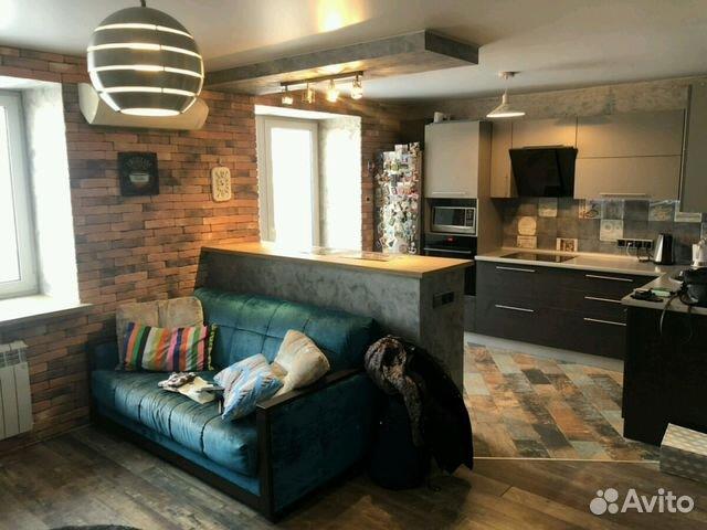 Продается квартира-cтудия за 2 250 000 рублей. ул Менякина 4.