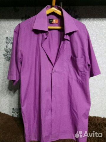 6f17a8279d3 Рубашки мужские молодежные купить в Саратовской области на Avito ...