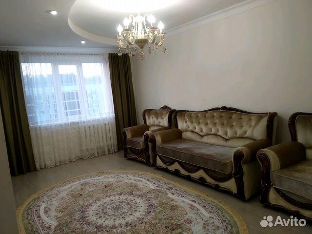 Продается четырехкомнатная квартира за 4 100 000 рублей. Грозный, Чеченская Республика, Ханкальская улица, 90к4.