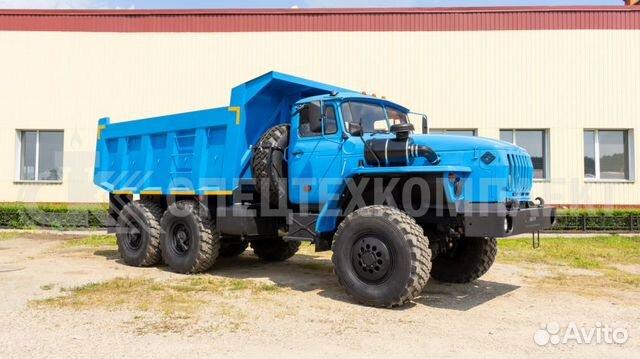Dump Truck Ural 55571 83432144143 köp 1