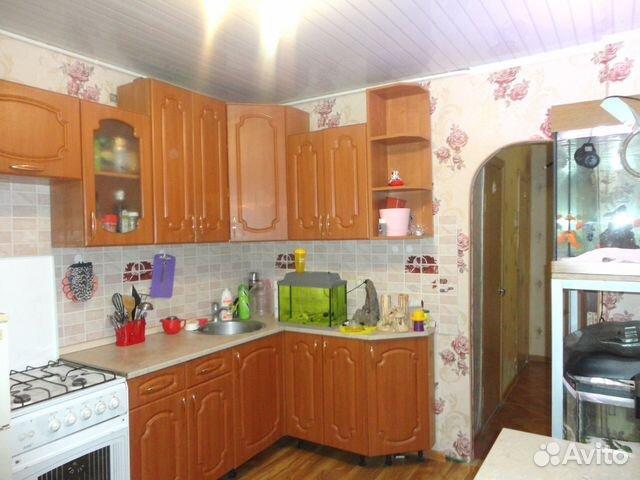Продается однокомнатная квартира за 2 400 000 рублей. Серпухов, Московская область, улица Луначарского, 33.