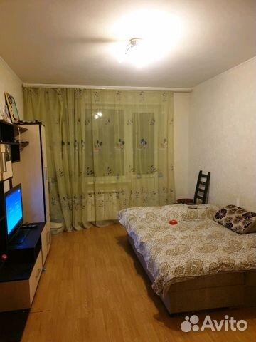 Продается однокомнатная квартира за 2 550 000 рублей. Чехов, Московская область, улица Гагарина, 116.