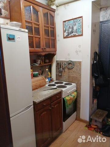 Продается однокомнатная квартира за 900 000 рублей. ул Комсомольская, 17.