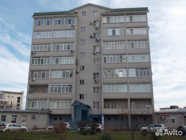 Продается трехкомнатная квартира за 5 200 000 рублей. Краснодар, Аксайская улица, 40/1.