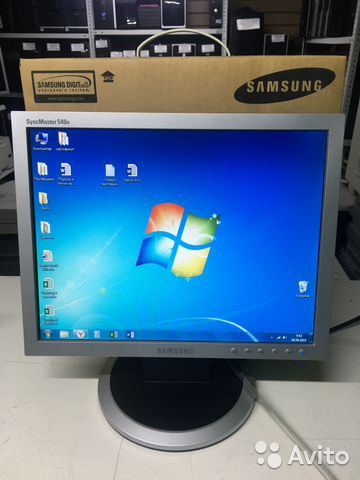 MONITOR SYNCMASTER 540N DRIVERS UPDATE