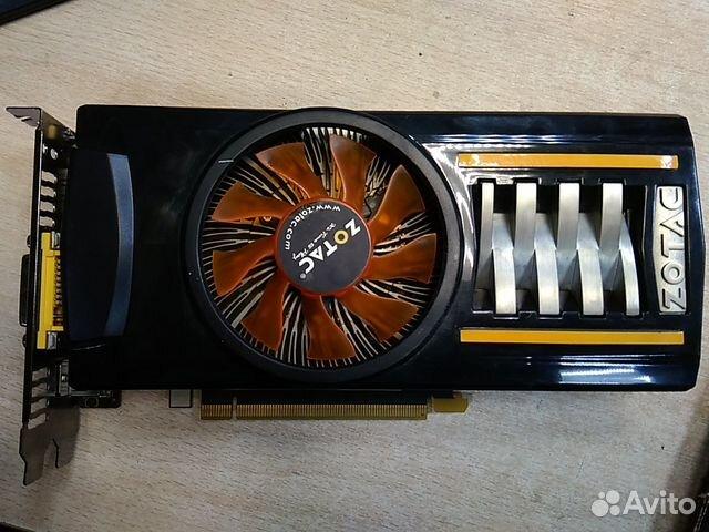 Видеокарта zotac GeForce GTX 460 -1Gb