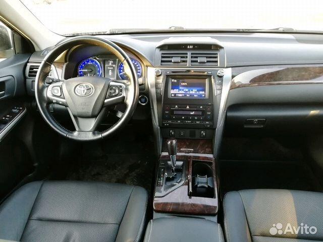 Купить Toyota Camry пробег 110 000.00 км 2015 год выпуска
