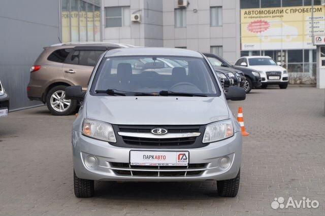 Купить ВАЗ (LADA) Гранта пробег 126 000.00 км 2012 год выпуска