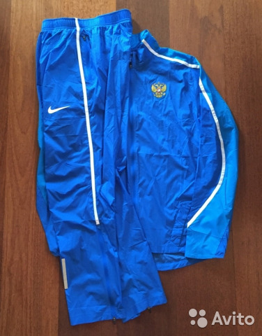 c650d3bd Разминочный спортивный костюм Nike Сборной России купить в Москве на ...