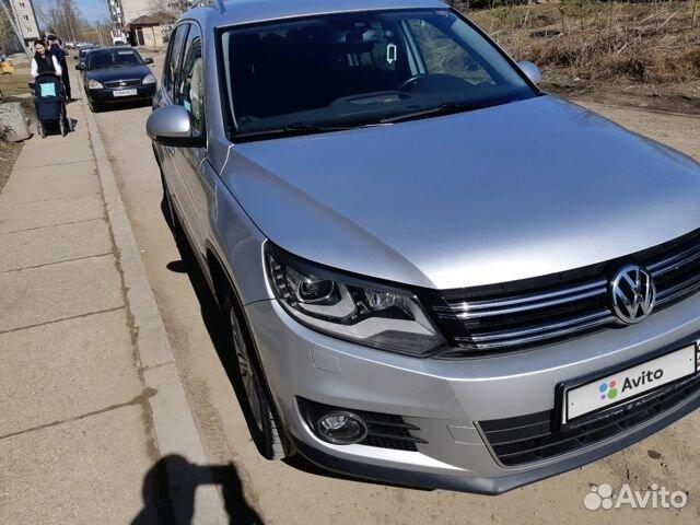 Купить Volkswagen Tiguan пробег 79 000.00 км 2011 год выпуска