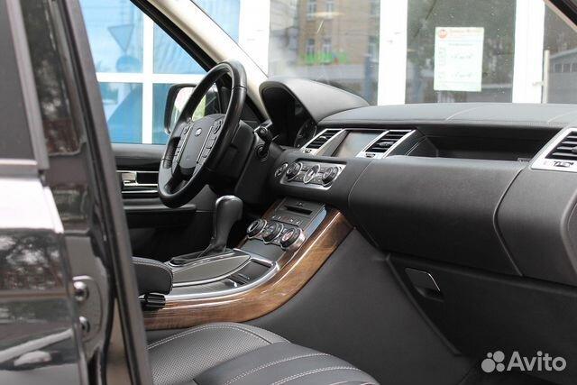 Купить Land Rover Range Rover пробег 100 000.00 км 2010 год выпуска