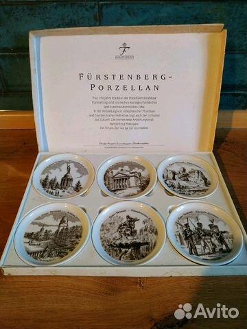 Коллекционные тарелки Frstenberg 89206316432 купить 1