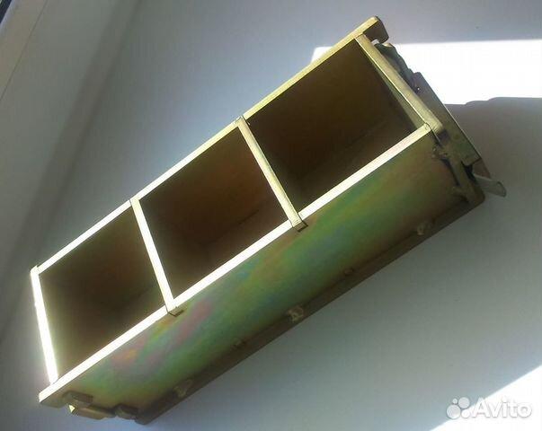 Контрольный кубик бетона проектирования состава бетона