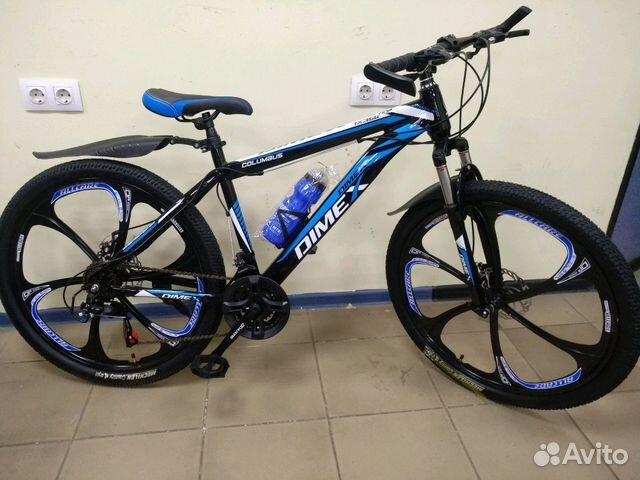 89527559801 Горный велосипед