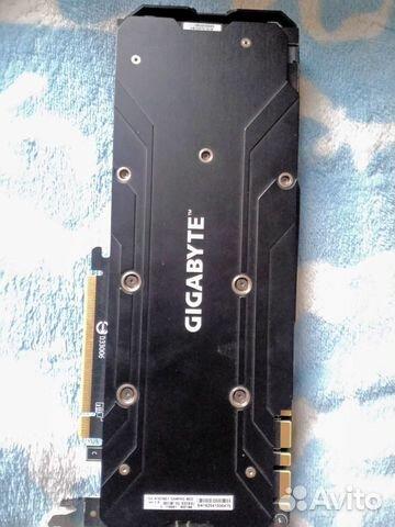 Gigabyte GTX 1070 G1 Gaming 8GB