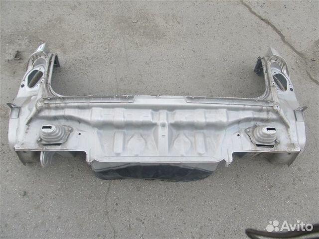 Панель кузова задняя Toyota Corolla AE110