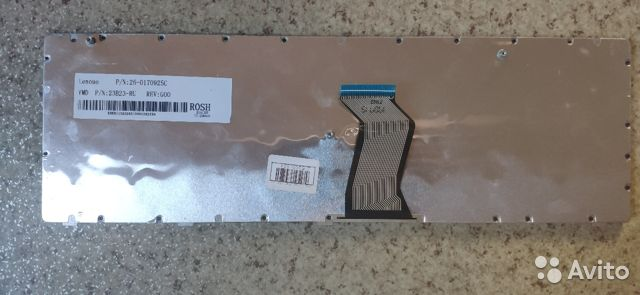 Клавиатура для ноутбука 89781258532 купить 2