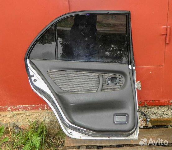 Дверь задняя левая Mitsubishi Galant 7 89208994545 купить 2