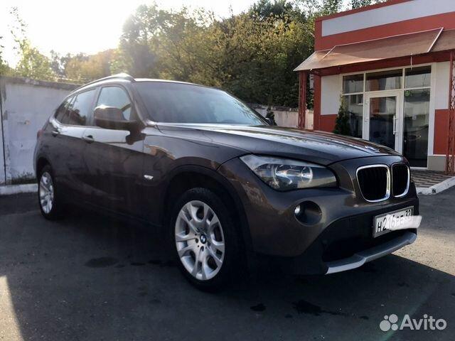 BMW X1, 2011 89803007601 купить 5