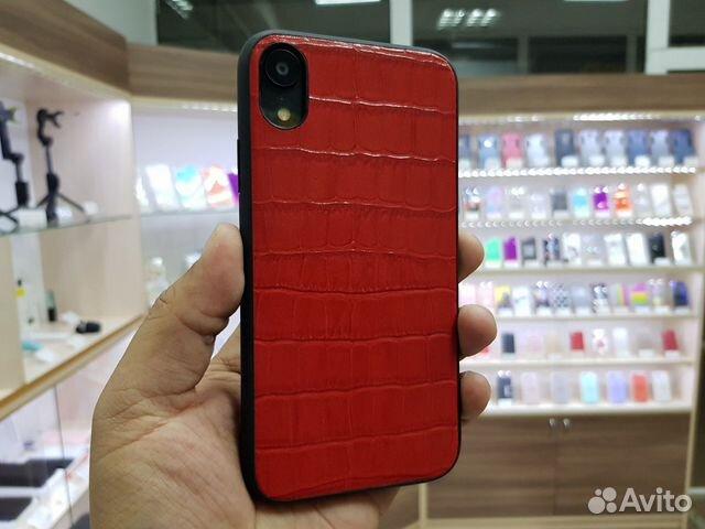 Чехол на iPhone XR магазин