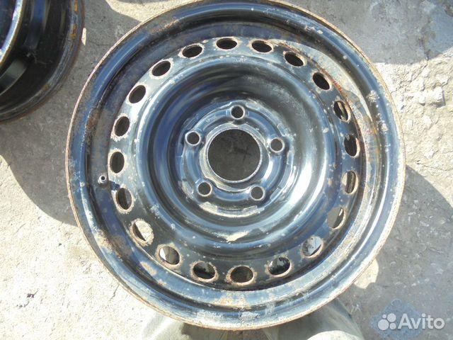 Стальные диски R-15 для авто Японии Кореи Китая  89158517133 купить 2