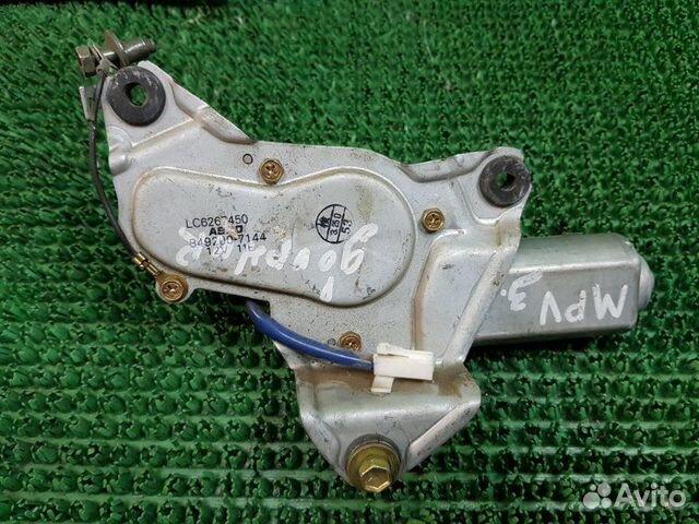 Мотор дворников задний Mazda Mpv LW 1999-2006