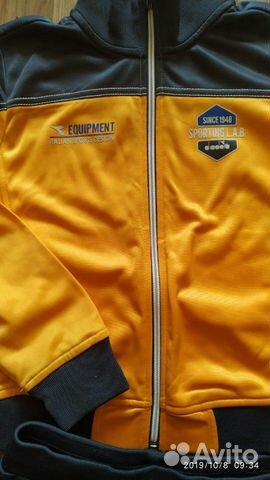 Спортивный костюм diadora italia 128 см 89058357255 купить 3