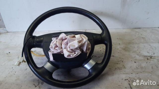 89657347629  Рулевое колесо (Chevrolet Aveo)