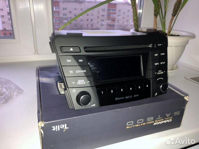 Hyundai i40 Штатная магнитола  89201210201 купить 2