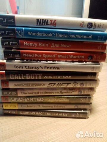 Игры для PS3 89040717370 купить 3