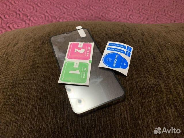 Защитное стекло на айфон хr 89515447026 купить 3