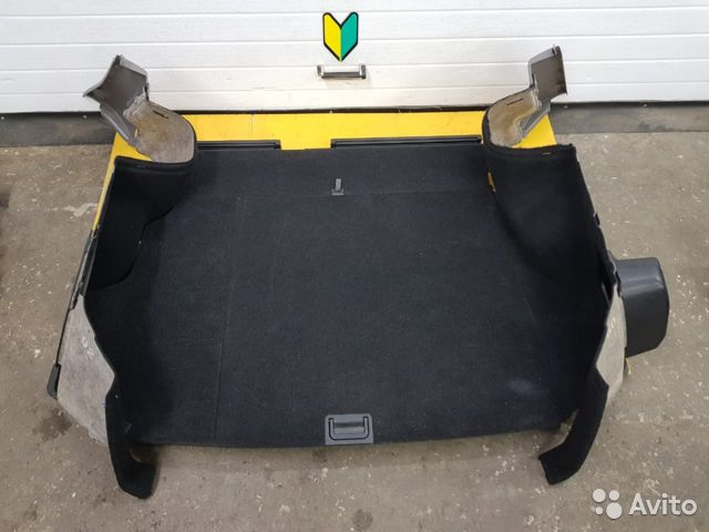 89625003353 Обшивка багажника комплект Subaru Forester, SG5, E