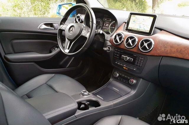 Mercedes-Benz B-класс, 2014 купить 3