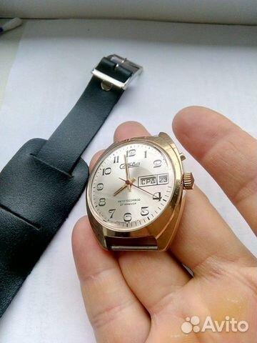 Часы слава советские продам напольные как часы продать