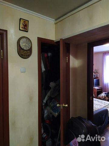 3-к квартира, 58 м², 4/5 эт.