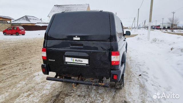 УАЗ Pickup, 2016 купить 5