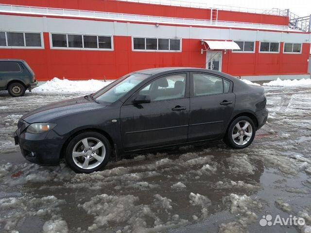 Mazda 3, 2006 89584712217 купить 2