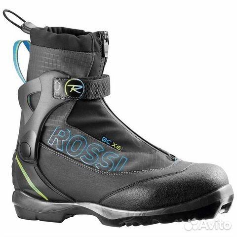 Новые лыжные ботинки Rossignol Bc 6 Fw NNN BC