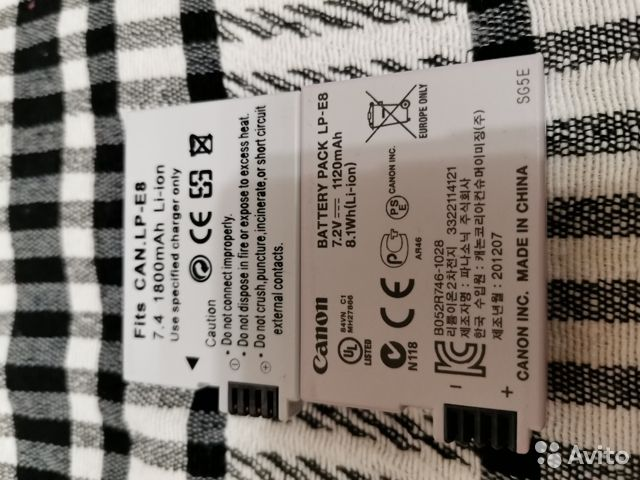 Зеркальный фотоаппарат Canon EOS 650d kit 18-55 89206166645 купить 7