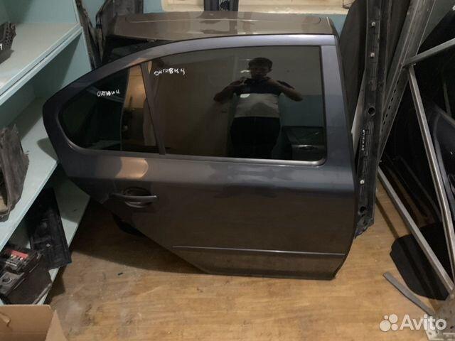 Дверь задняя правая Skoda Octavia A5