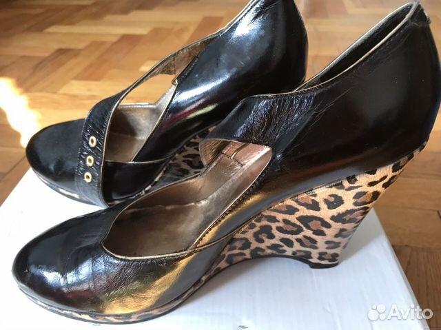 Туфли на танкетке  89537669154 купить 3