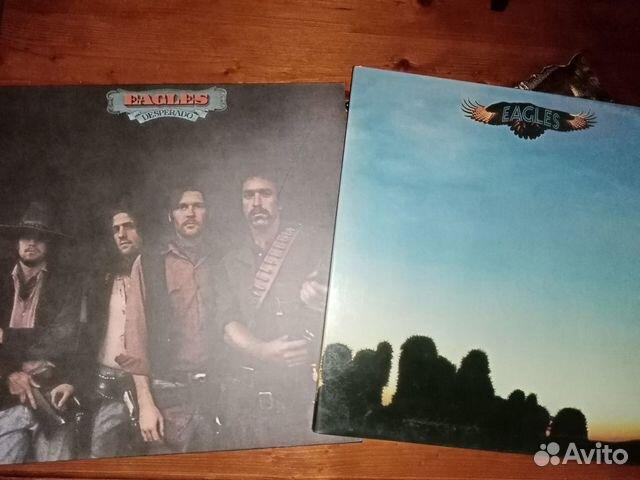 Винилоя пластинка eagles desperado 1973 LP eagle  89086152795 купить 1