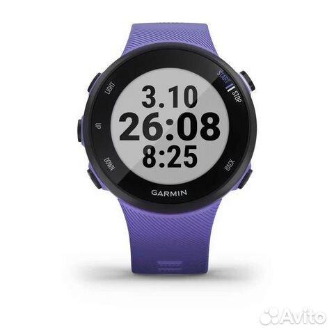 Garmin Forerunner 45s GPS Ирис  89004607777 купить 6