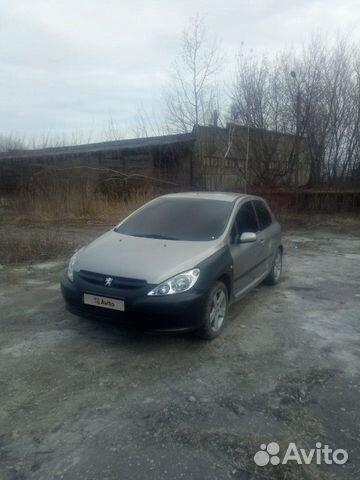 Peugeot 307, 2001 89611197201 купить 1