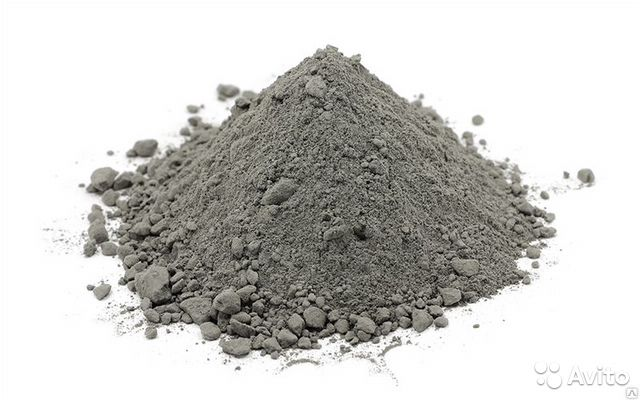 Цемент навалом, биг-бэг, в мешках