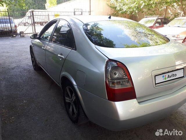 Nissan Primera, 2004 купить 2