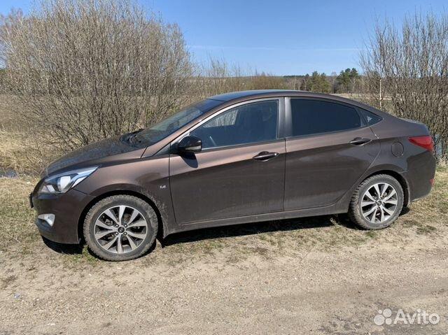 Hyundai Solaris, 2015 89063821105 купить 5